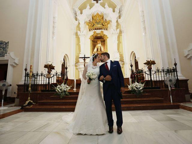 La boda de Encarni y Jorge en Torre Del Mar, Málaga 56