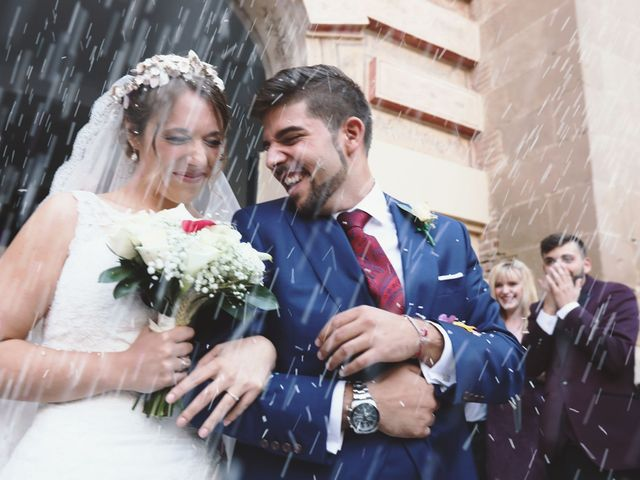 La boda de Encarni y Jorge en Torre Del Mar, Málaga 57