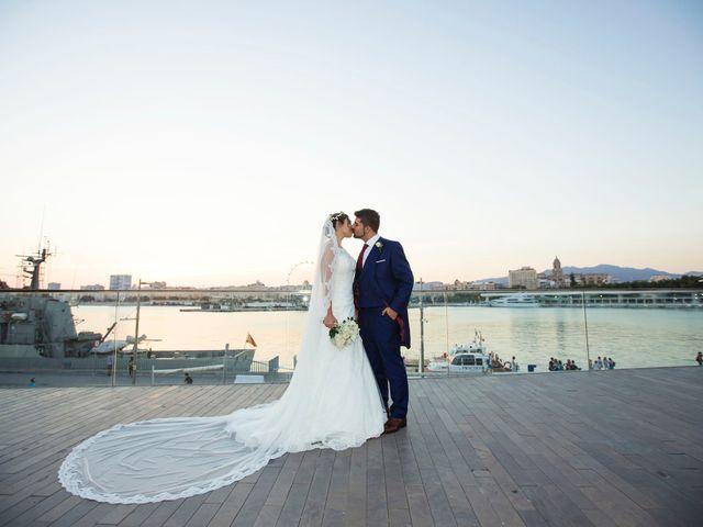 La boda de Encarni y Jorge en Torre Del Mar, Málaga 59