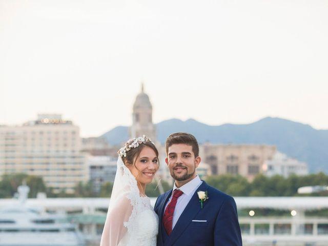 La boda de Encarni y Jorge en Torre Del Mar, Málaga 60