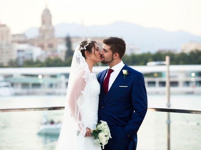 La boda de Encarni y Jorge en Torre Del Mar, Málaga 61