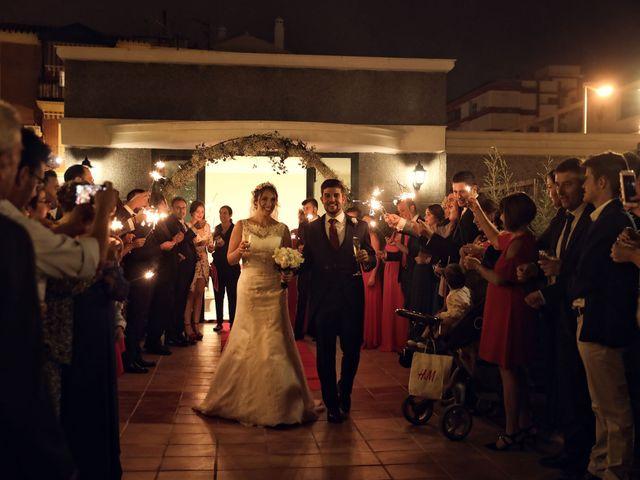 La boda de Encarni y Jorge en Torre Del Mar, Málaga 66