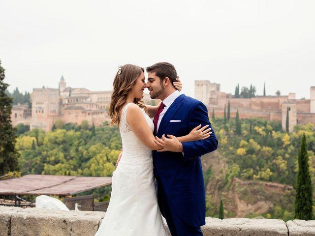 La boda de Encarni y Jorge en Torre Del Mar, Málaga 75