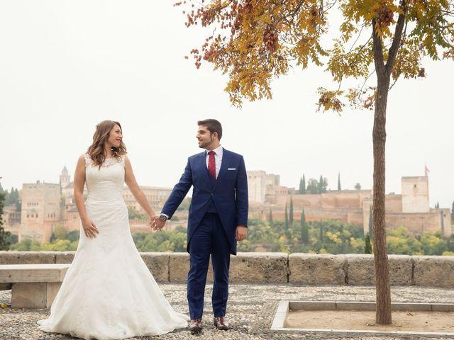 La boda de Jorge y Encarni