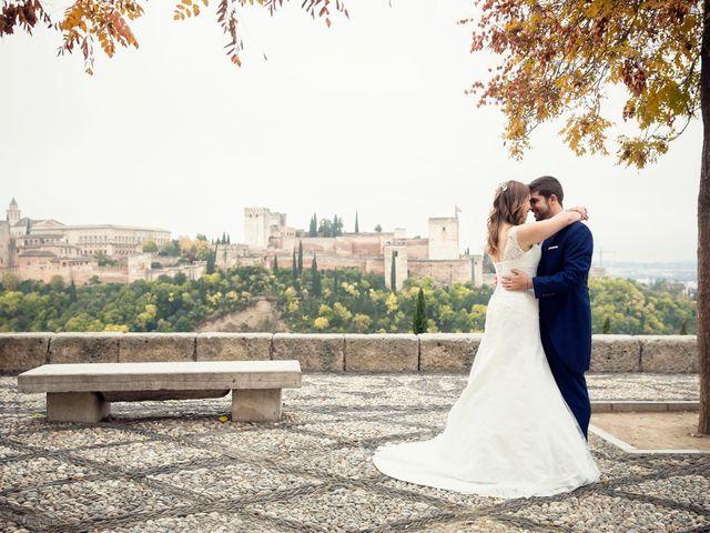 La boda de Encarni y Jorge en Torre Del Mar, Málaga 76
