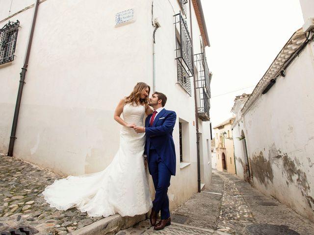 La boda de Encarni y Jorge en Torre Del Mar, Málaga 80