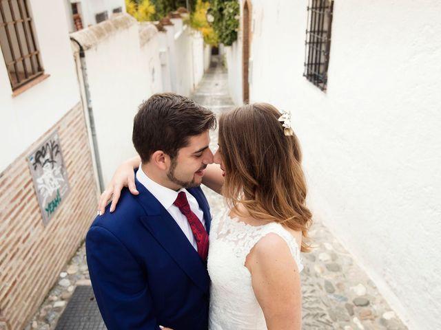 La boda de Encarni y Jorge en Torre Del Mar, Málaga 83