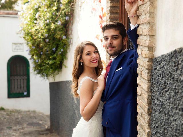 La boda de Encarni y Jorge en Torre Del Mar, Málaga 84