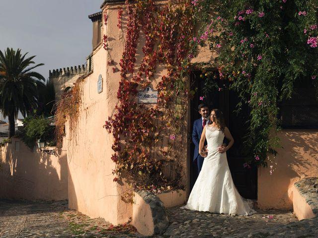 La boda de Encarni y Jorge en Torre Del Mar, Málaga 85