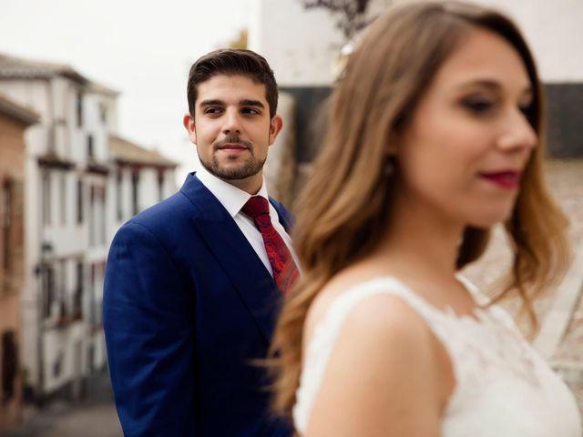 La boda de Encarni y Jorge en Torre Del Mar, Málaga 87