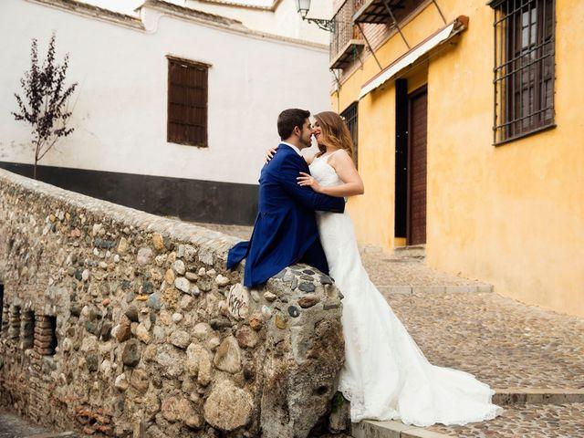 La boda de Encarni y Jorge en Torre Del Mar, Málaga 88