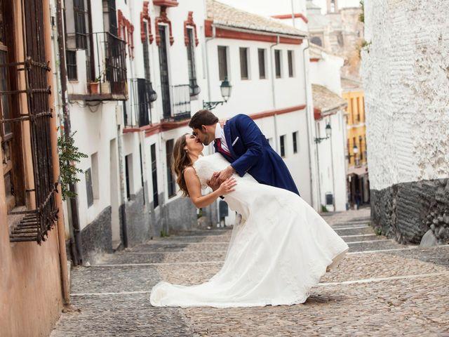 La boda de Encarni y Jorge en Torre Del Mar, Málaga 89