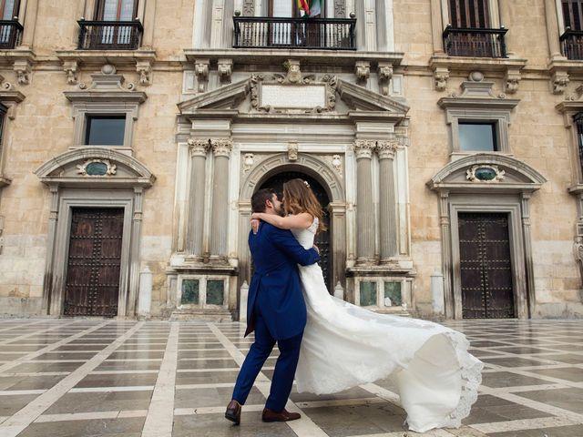 La boda de Encarni y Jorge en Torre Del Mar, Málaga 92
