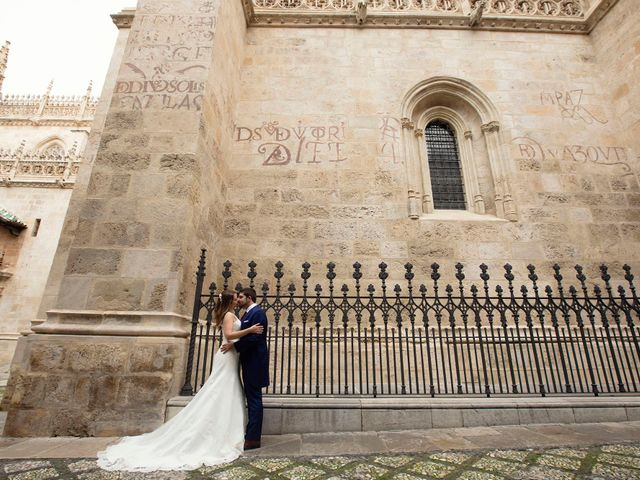 La boda de Encarni y Jorge en Torre Del Mar, Málaga 93