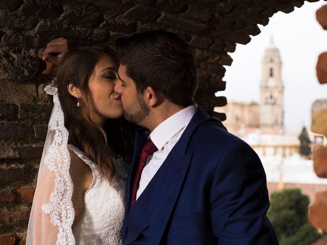La boda de Encarni y Jorge en Torre Del Mar, Málaga 103