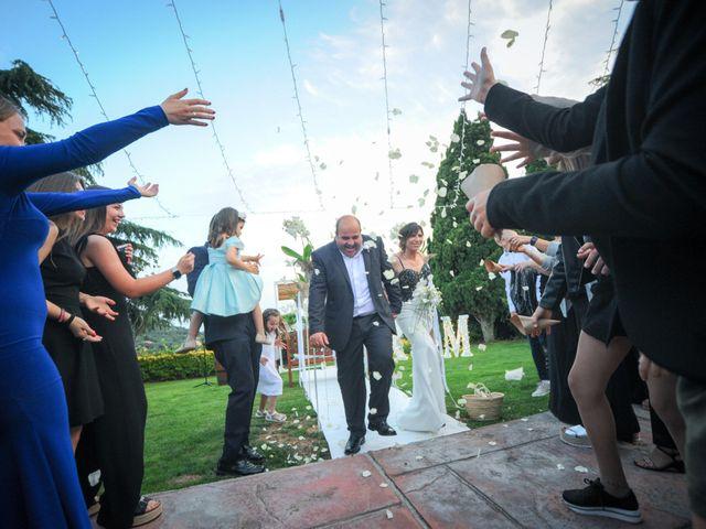 La boda de Montse y Rafael