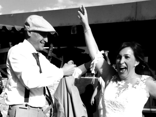 La boda de Paqui y Edu