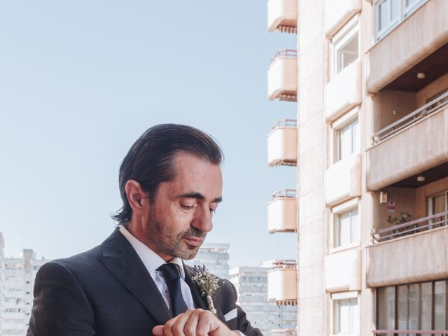 La boda de Miguel y Virginie en Valencia, Valencia 15