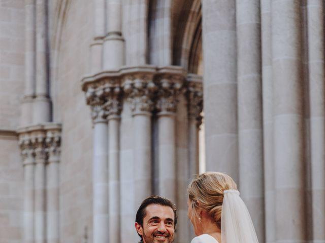 La boda de Miguel y Virginie en Valencia, Valencia 17