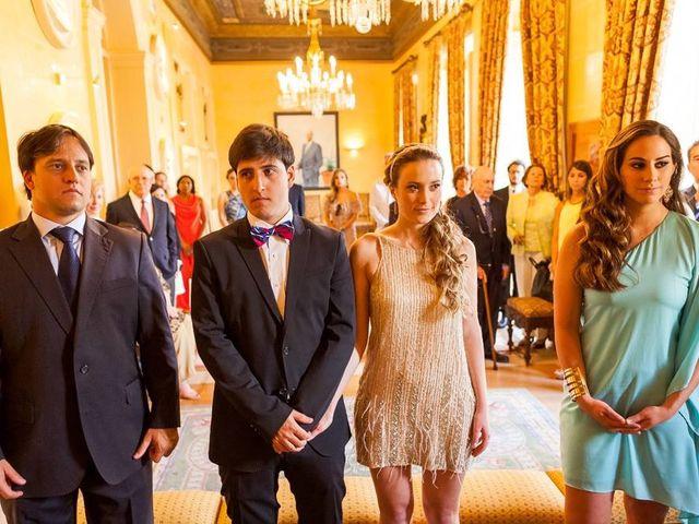 La boda de Jon  y Ana  en Segovia, Segovia 1