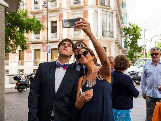 La boda de Jon  y Ana  en Segovia, Segovia 2