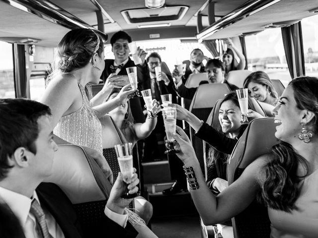 La boda de Jon  y Ana  en Segovia, Segovia 3