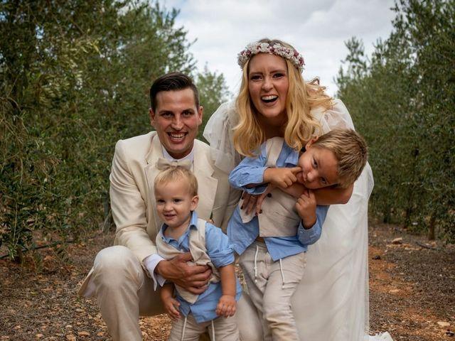 La boda de Vanessa y Biel en Felanitx, Islas Baleares 3
