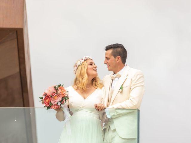 La boda de Vanessa y Biel en Felanitx, Islas Baleares 4