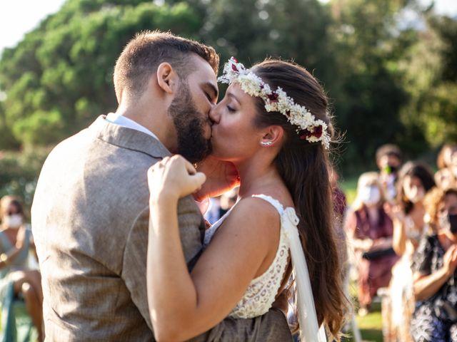 La boda de Lígia y Guillem