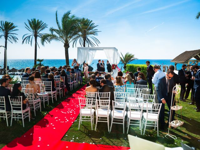 La boda de Jose y Stefania en Marbella, Málaga 11