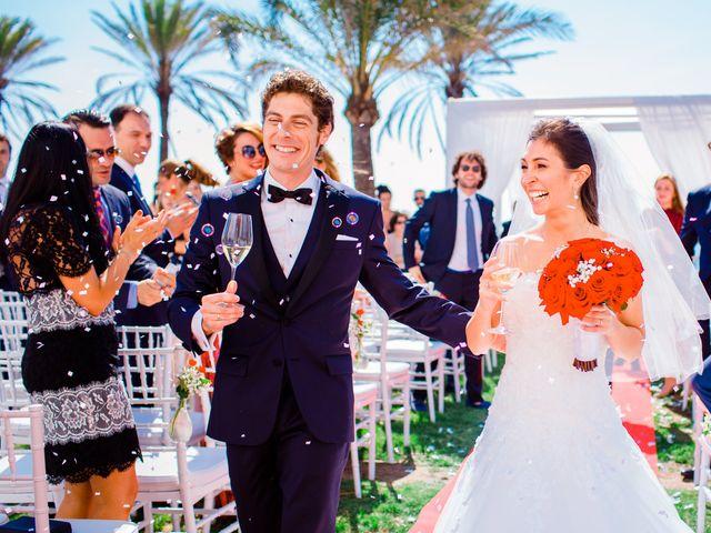 La boda de Stefania y Jose