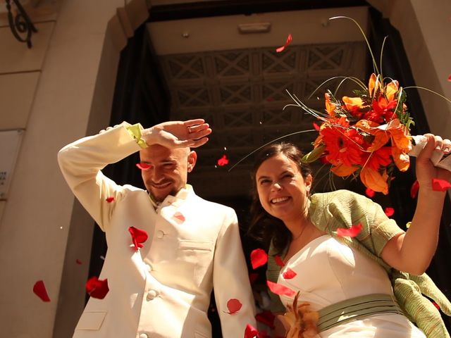 La boda de Rosa y Jesús en Albacete, Albacete 2