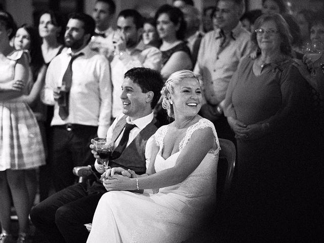 La boda de Miguel y María en Outes, A Coruña 37