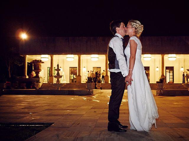 La boda de Miguel y María en Outes, A Coruña 2