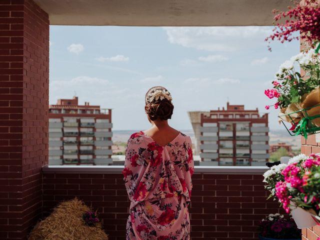 La boda de Carlos y Amanda en Azuqueca De Henares, Guadalajara 17