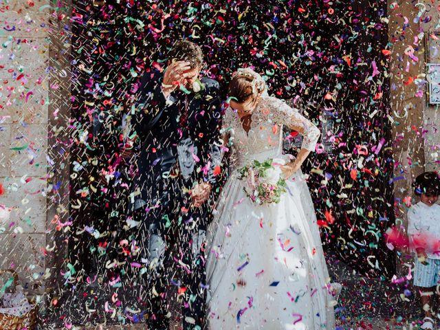 La boda de Carlos y Amanda en Azuqueca De Henares, Guadalajara 35