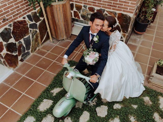 La boda de Carlos y Amanda en Azuqueca De Henares, Guadalajara 36