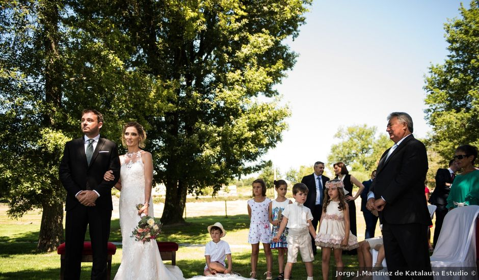 La boda de Jose y Cristina en Ourense, Orense