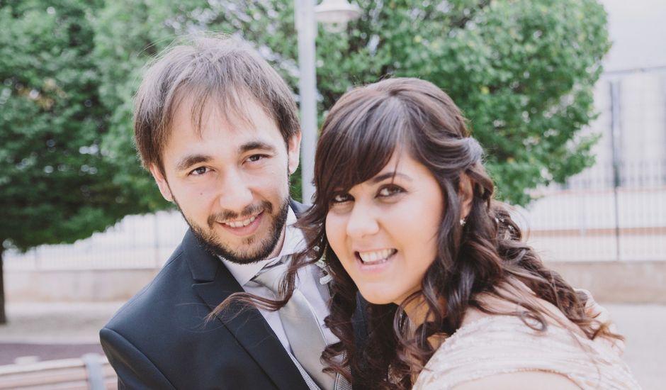 La boda de Luismi y Ana en Tomelloso, Ciudad Real