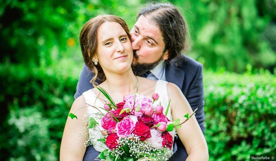 La boda de Cristian y Ainhoa en Laguardia, Álava