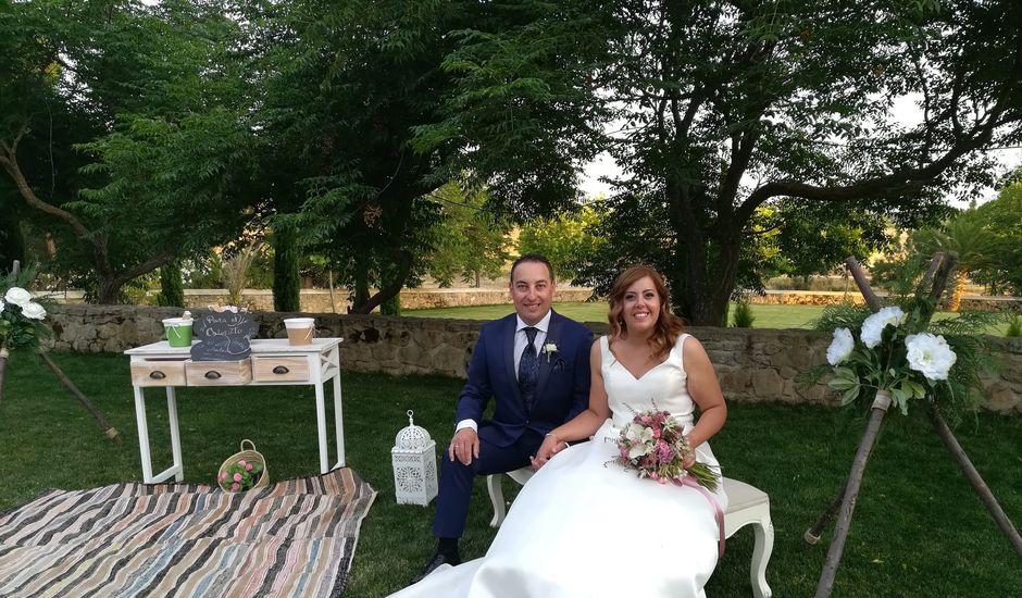La boda de Sandra  y Carlos  en Trujillo, Cáceres