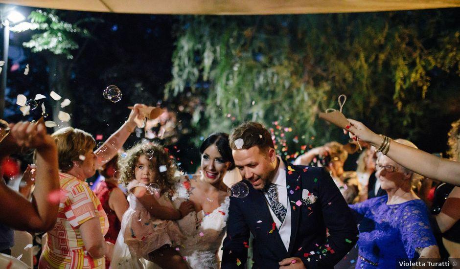 La boda de Marcos y Leticia en Granada, Granada
