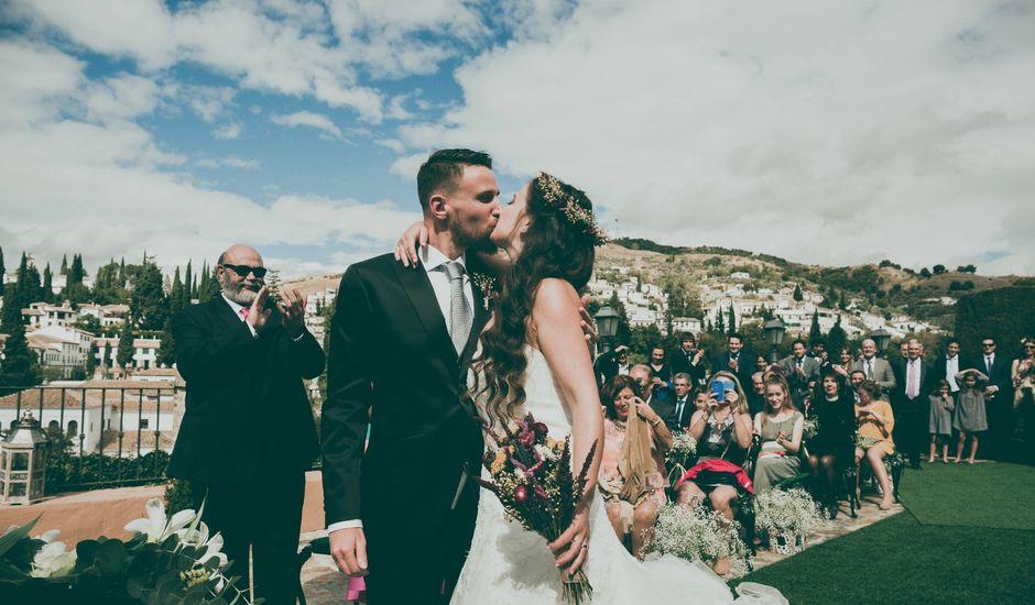 La boda de Sebas  y Mamen  en Granada, Granada