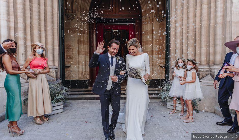 La boda de Miguel y Virginie en Valencia, Valencia