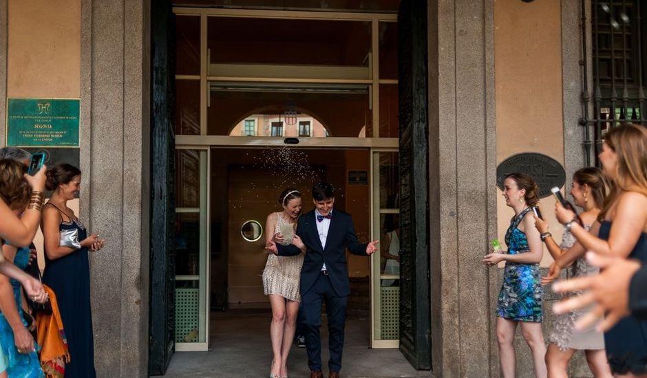 La boda de Jon  y Ana  en Segovia, Segovia
