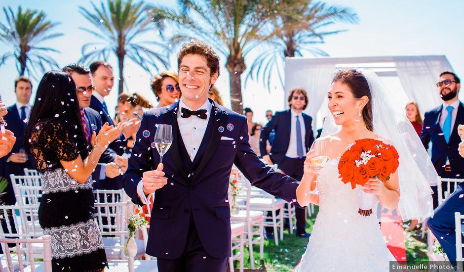 La boda de Jose y Stefania en Marbella, Málaga