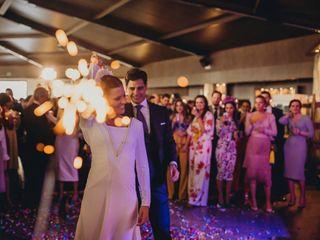 La boda de Elisa y Victor 1