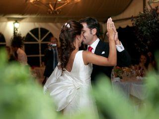 La boda de Alberto y Leticia