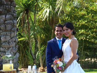 La boda de Karla  y Pablo