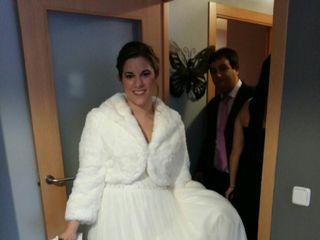 La boda de Valeria   y Ángel    1